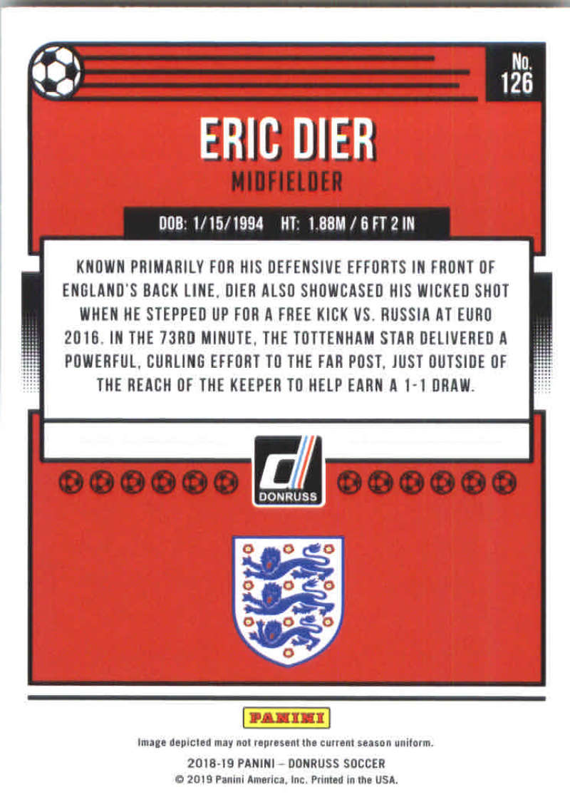 2018-19-Donruss-Soccer-Base-Singles-1-200-Pick-Your-Cards thumbnail 250