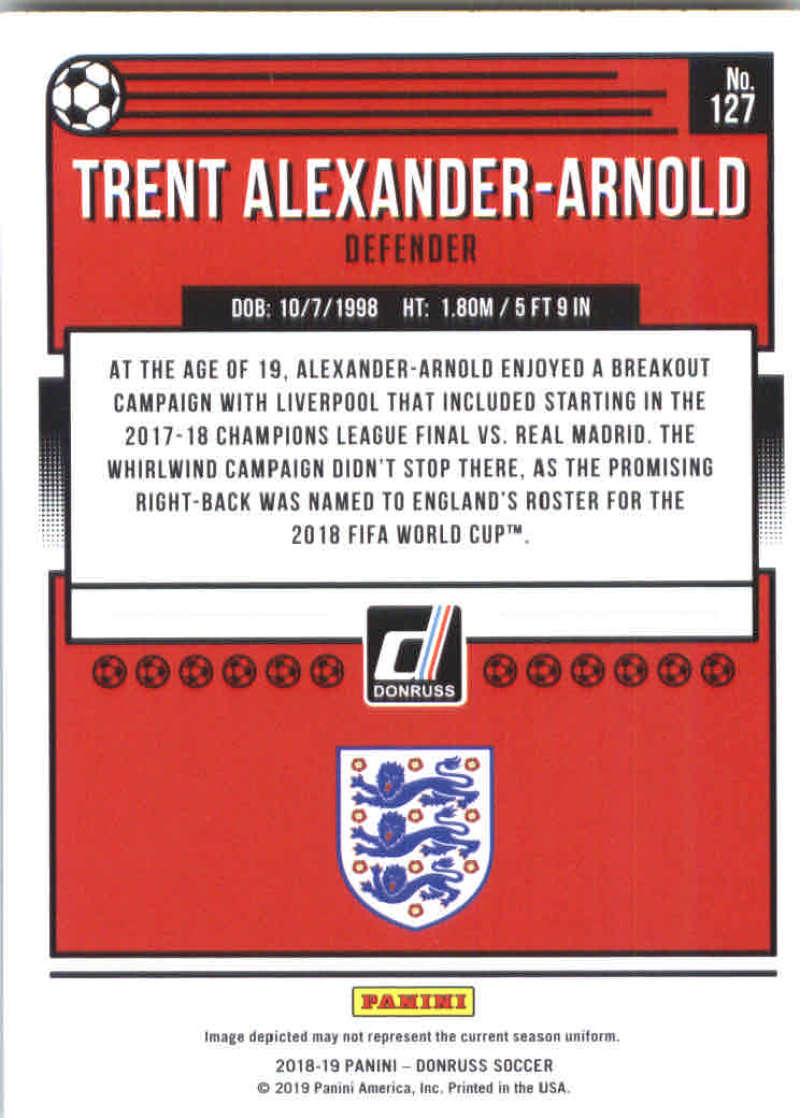2018-19-Donruss-Soccer-Base-Singles-1-200-Pick-Your-Cards thumbnail 252