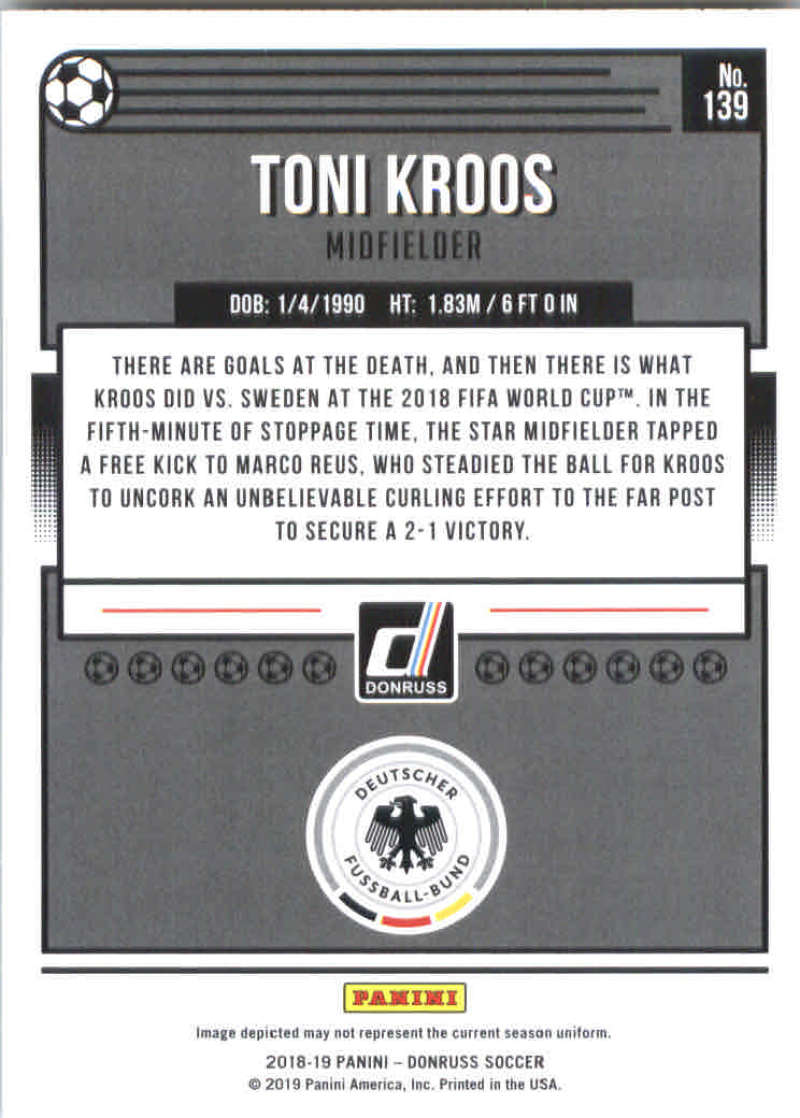 2018-19-Donruss-Soccer-Base-Singles-1-200-Pick-Your-Cards thumbnail 276