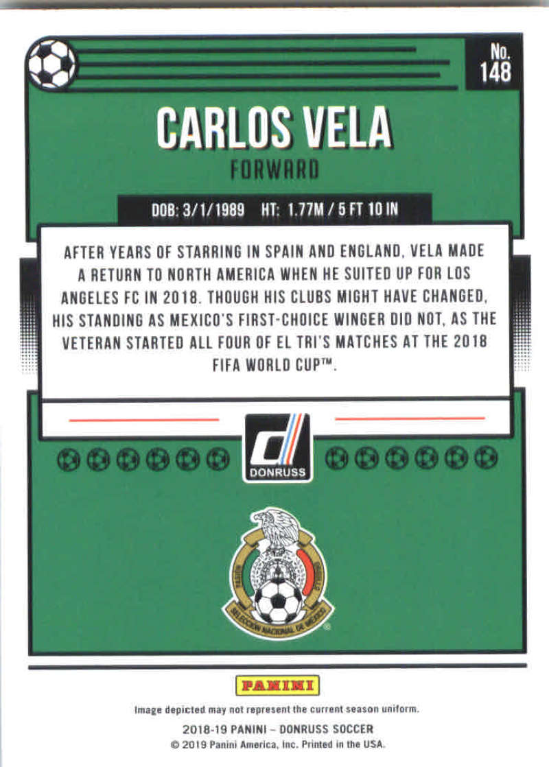 2018-19-Donruss-Soccer-Base-Singles-1-200-Pick-Your-Cards thumbnail 294