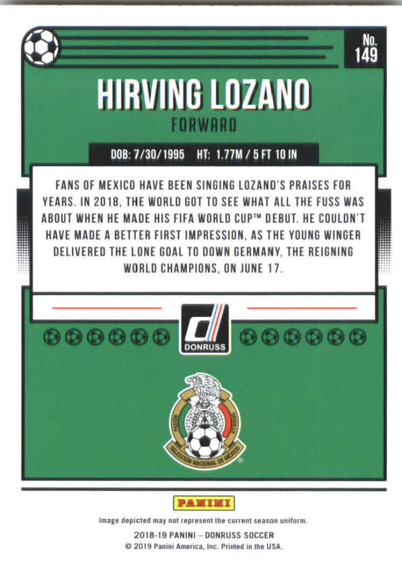 2018-19-Donruss-Soccer-Base-Singles-1-200-Pick-Your-Cards thumbnail 296
