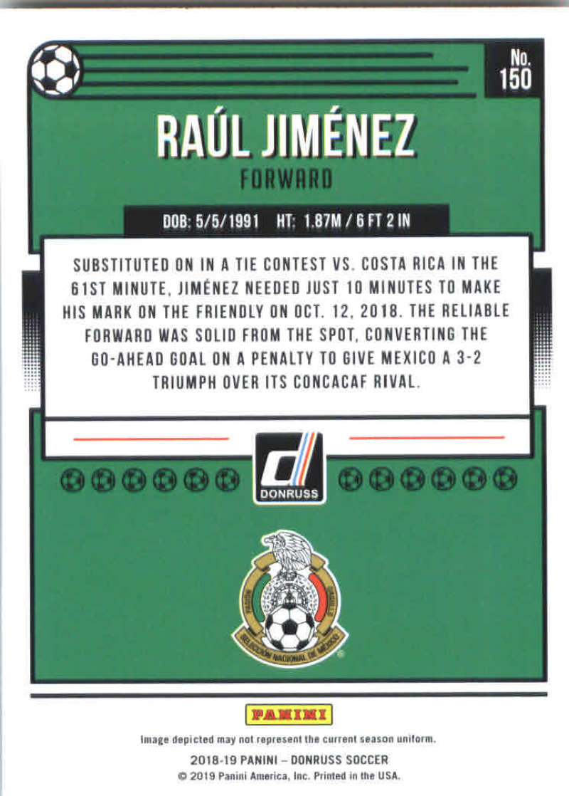 2018-19-Donruss-Soccer-Base-Singles-1-200-Pick-Your-Cards thumbnail 298
