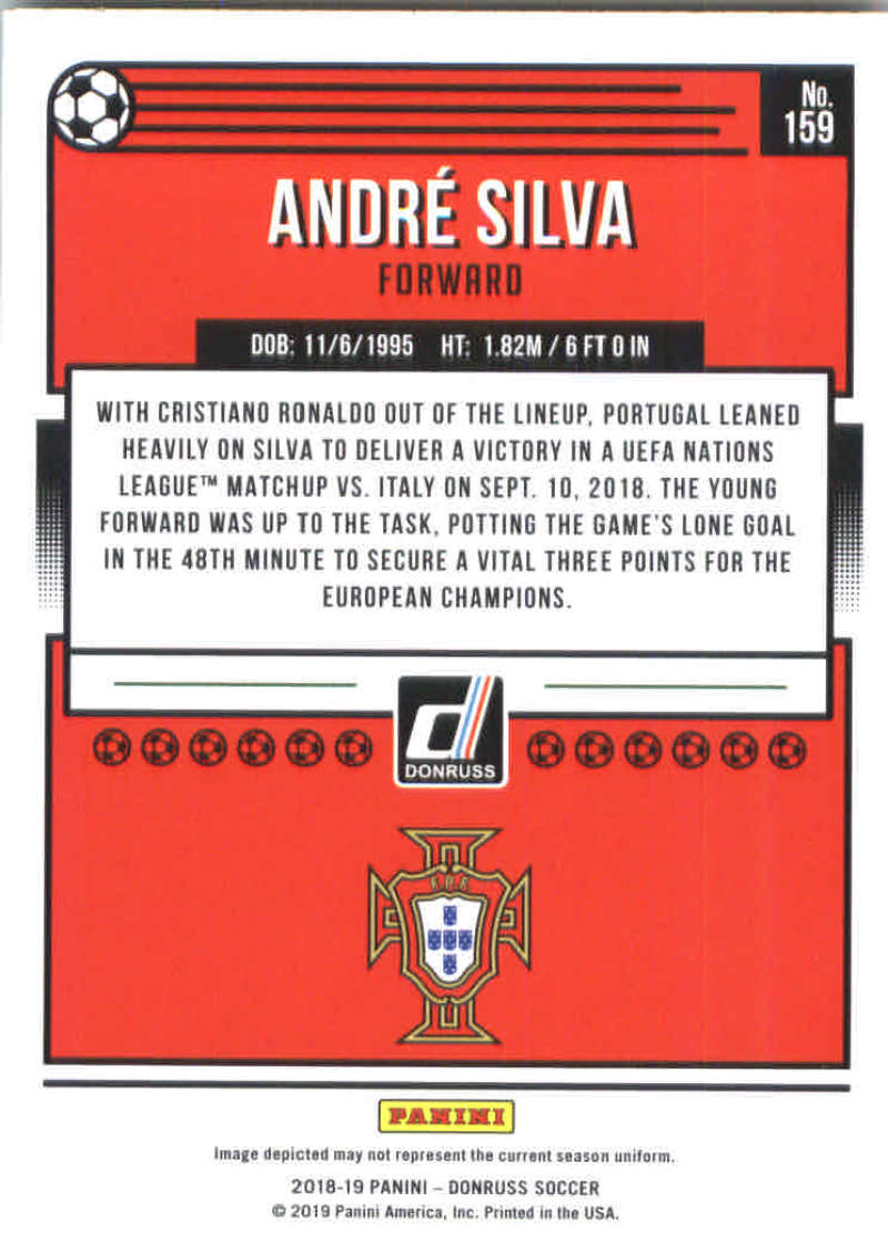 2018-19-Donruss-Soccer-Base-Singles-1-200-Pick-Your-Cards thumbnail 314