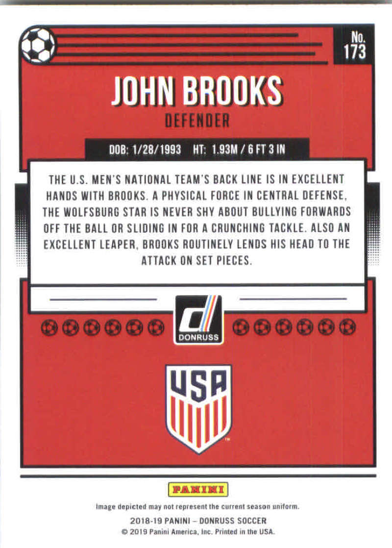 2018-19-Donruss-Soccer-Base-Singles-1-200-Pick-Your-Cards thumbnail 340