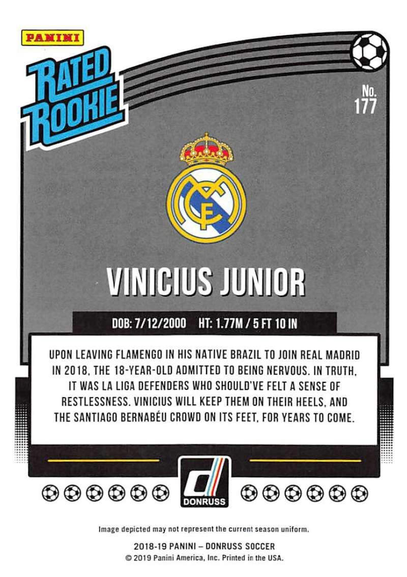 2018-19-Donruss-Soccer-Base-Singles-1-200-Pick-Your-Cards thumbnail 348