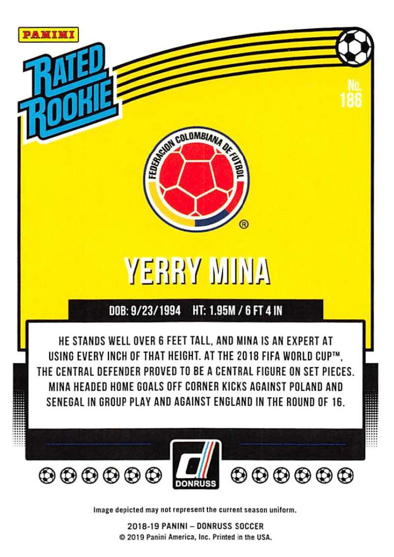 2018-19-Donruss-Soccer-Base-Singles-1-200-Pick-Your-Cards thumbnail 364