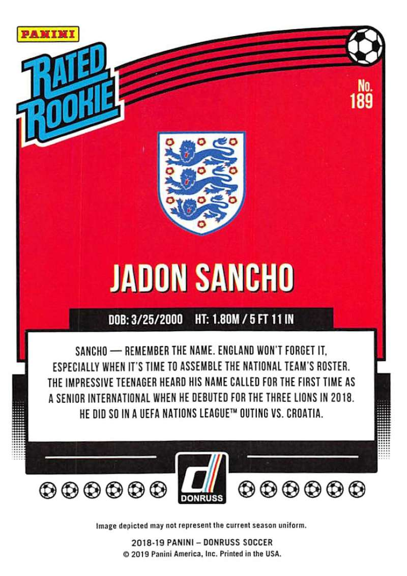 2018-19-Donruss-Soccer-Base-Singles-1-200-Pick-Your-Cards thumbnail 370