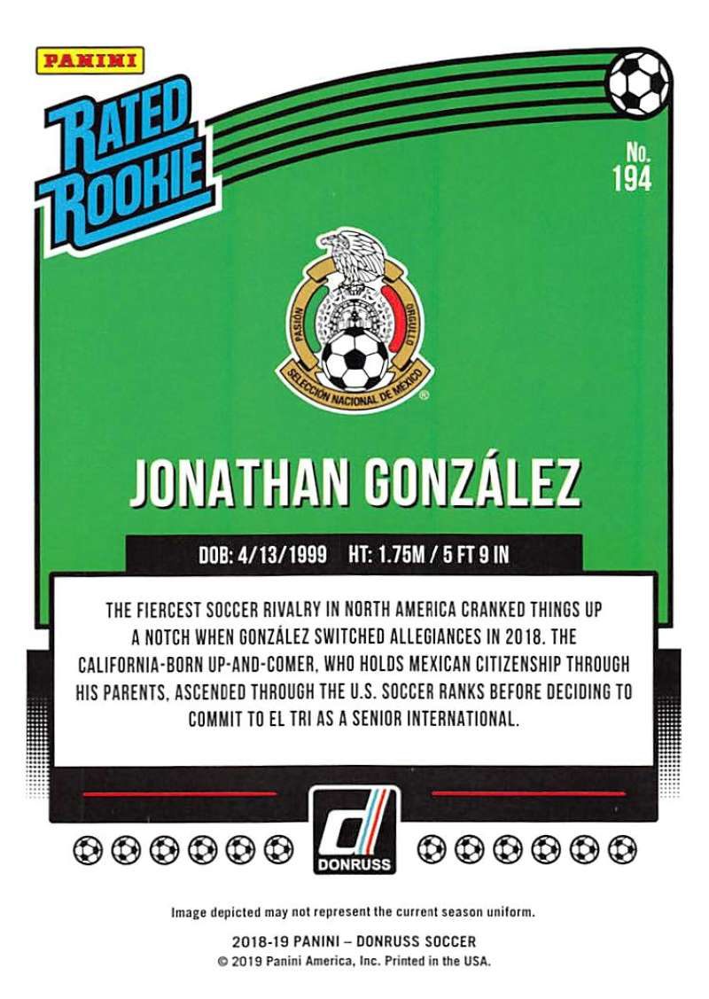 2018-19-Donruss-Soccer-Base-Singles-1-200-Pick-Your-Cards thumbnail 380