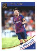 2018-19 Donruss #1 Lionel Messi NM-MT+ FC Barcelona