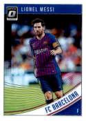 2018-19 Donruss Optic #1 Lionel Messi NM-MT+ FC Barcelona