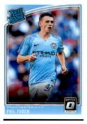 2018-19 Donruss Optic #179 Phil Foden Rated Rookie NM-MT+ Manchester City