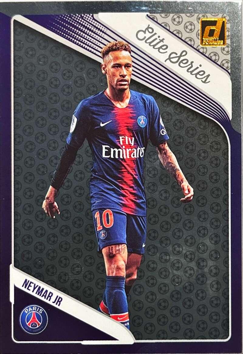 2018-19 Donruss Elite Series #14 Neymar Jr NM-MT+ Paris Saint-Germain