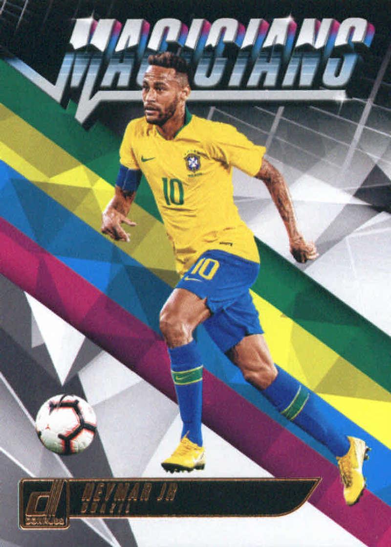 2018-19 Donruss Magicians #13 Neymar Jr NM-MT+ Brazil