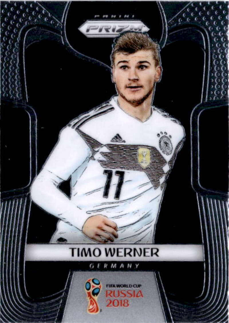 2018 Panini Prizm World Cup #98 Timo Werner NM-MT+