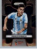 2018 Panini Prizm World Cup #10 Paulo Dybala NM-MT+