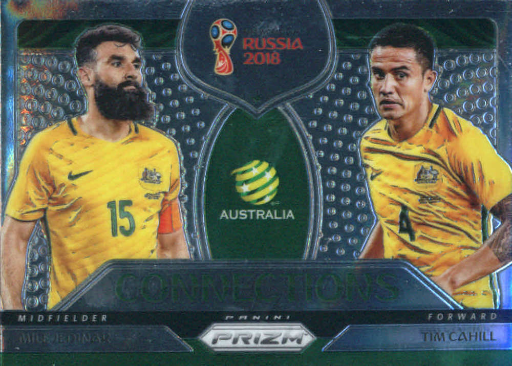 2018 Panini Prizm World Cup Connections