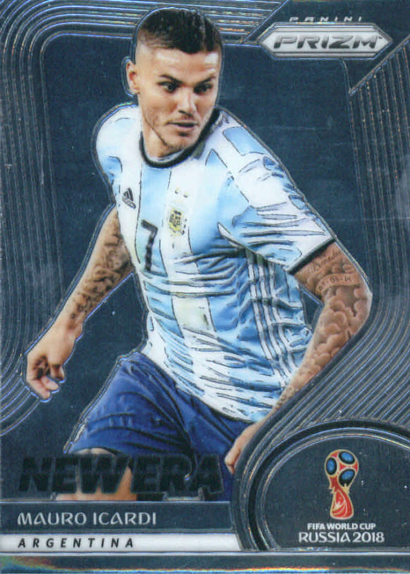 2018 Panini Prizm World Cup New Era