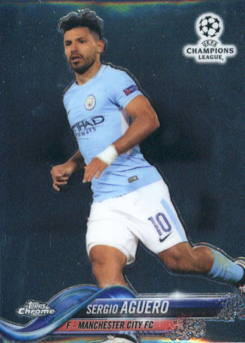 2018-Topps-Chrome-UEFA-Soccer-Pick-A-Player thumbnail 84