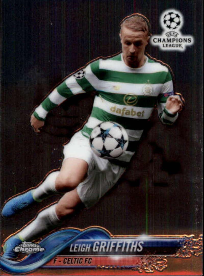 2018-Topps-Chrome-UEFA-Soccer-Pick-A-Player thumbnail 120