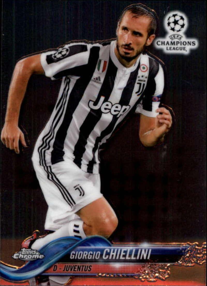 2018-Topps-Chrome-UEFA-Soccer-Pick-A-Player thumbnail 161