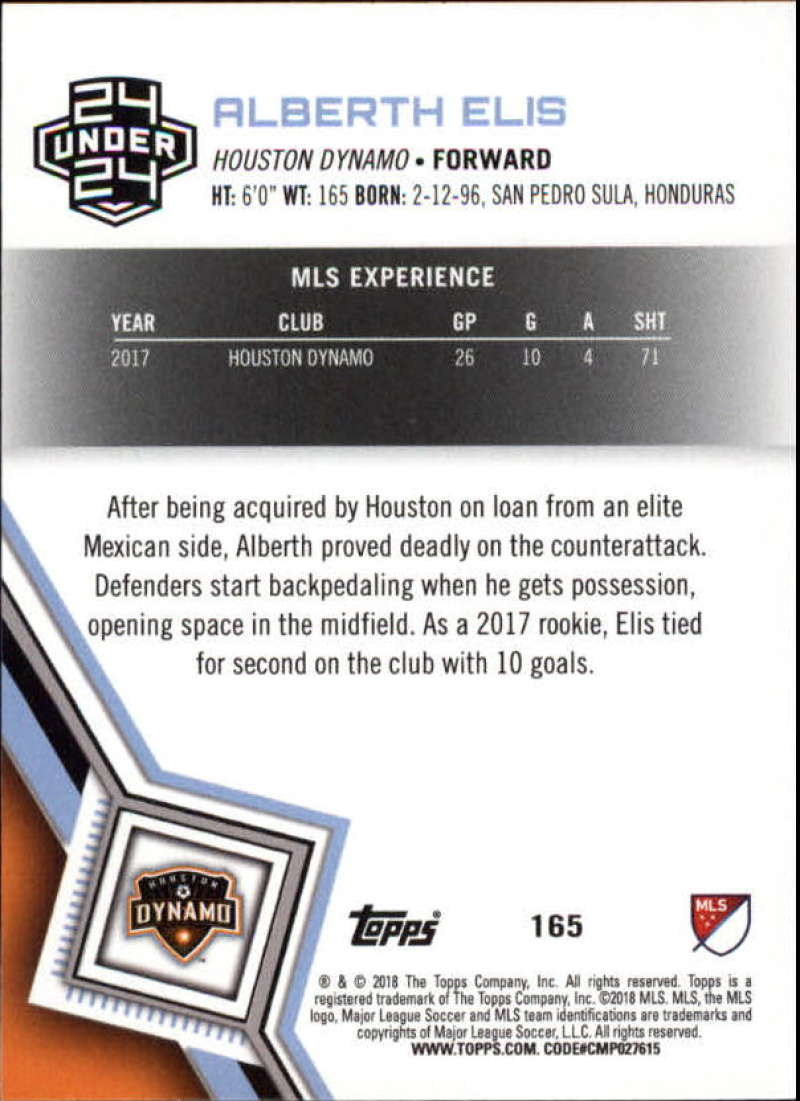 2018-Topps-MLS-Soccer-Base-Set-Cards-Choose-From-Card-039-s-1-200 thumbnail 328