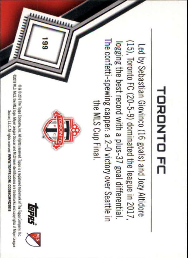 2018-Topps-MLS-Soccer-Base-Set-Cards-Choose-From-Card-039-s-1-200 thumbnail 396