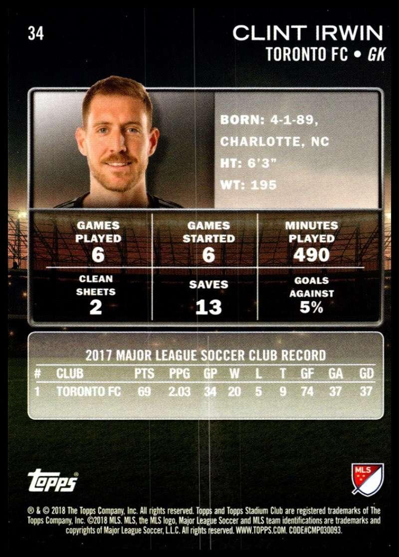 2018-Topps-Stadium-Club-MLS-Soccer-Pick-A-Player thumbnail 67