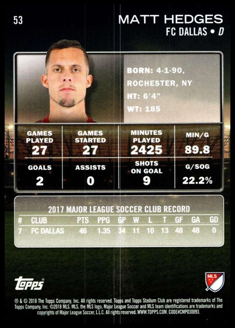 2018-Topps-Stadium-Club-MLS-Soccer-Pick-A-Player thumbnail 105