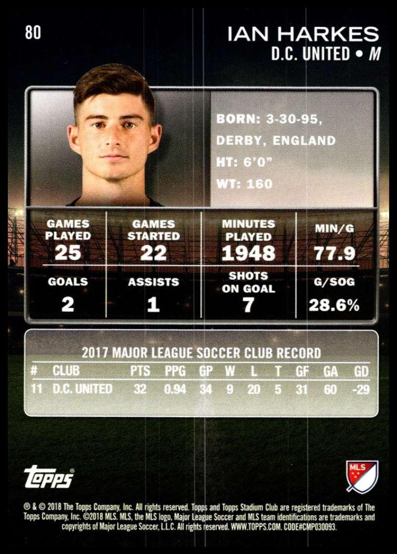 2018-Topps-Stadium-Club-MLS-Soccer-Pick-A-Player thumbnail 159