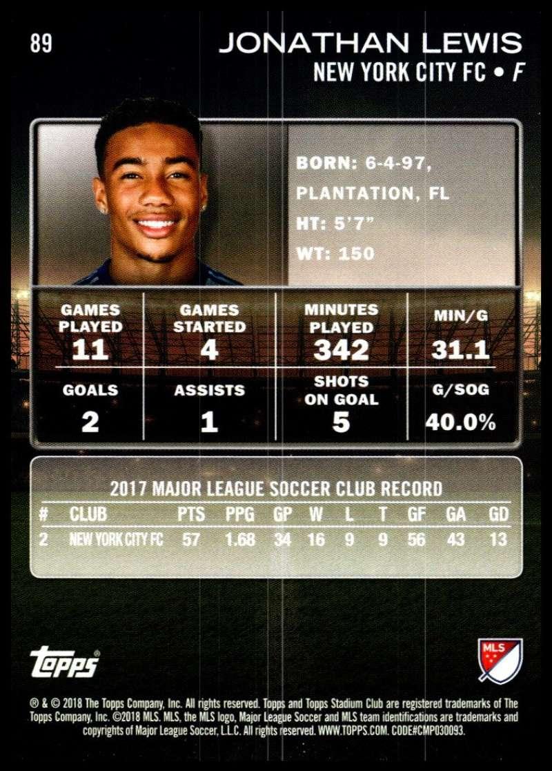 2018-Topps-Stadium-Club-MLS-Soccer-Pick-A-Player thumbnail 177