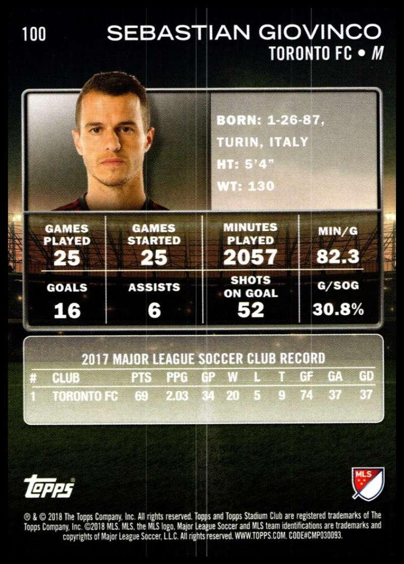 2018-Topps-Stadium-Club-MLS-Soccer-Pick-A-Player thumbnail 199