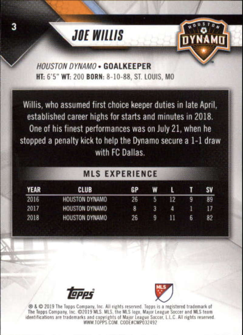 2019-Topps-MLS-Soccer-Base-Set-Cards-Choose-From-Card-039-s-1-200 thumbnail 7