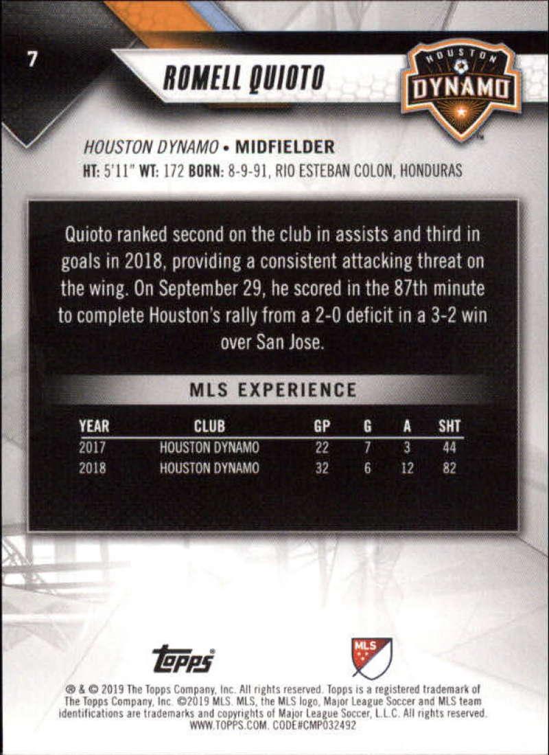2019-Topps-MLS-Soccer-Pick-A-Card thumbnail 15