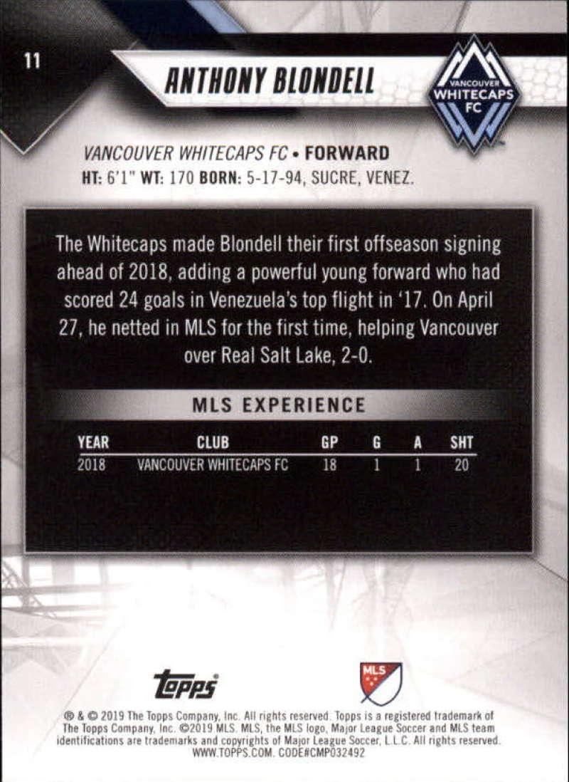 2019-Topps-MLS-Soccer-Pick-A-Card thumbnail 23