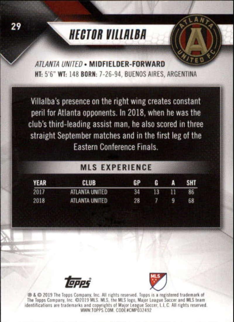 2019-Topps-MLS-Soccer-Pick-A-Card thumbnail 59