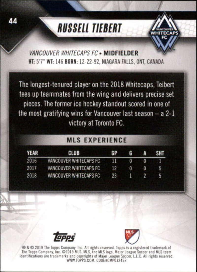 2019-Topps-MLS-Soccer-Pick-A-Card thumbnail 89