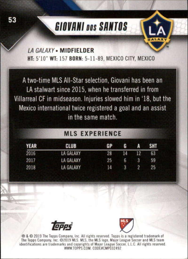 2019-Topps-MLS-Soccer-Pick-A-Card thumbnail 107
