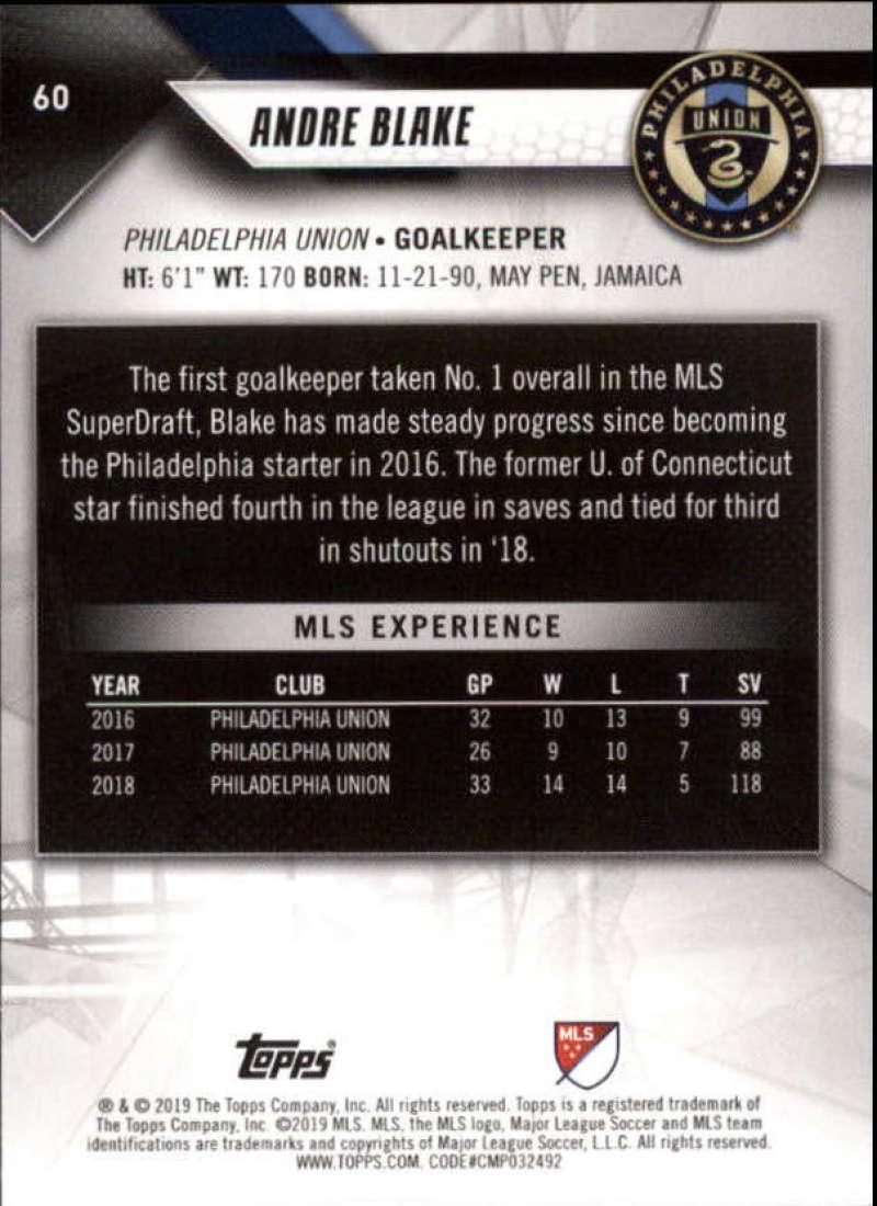 2019-Topps-MLS-Soccer-Pick-A-Card thumbnail 121