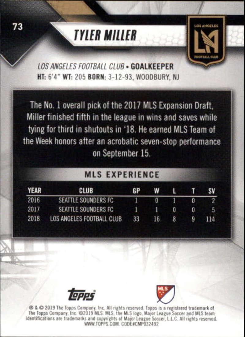 2019-Topps-MLS-Soccer-Pick-A-Card thumbnail 147