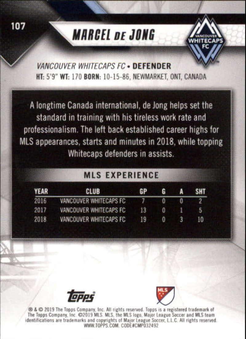 2019-Topps-MLS-Soccer-Pick-A-Card thumbnail 215