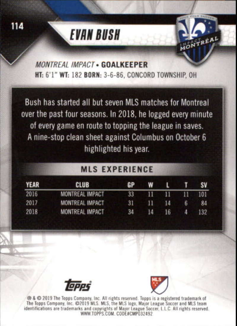 2019-Topps-MLS-Soccer-Base-Set-Cards-Choose-From-Card-039-s-1-200 thumbnail 229