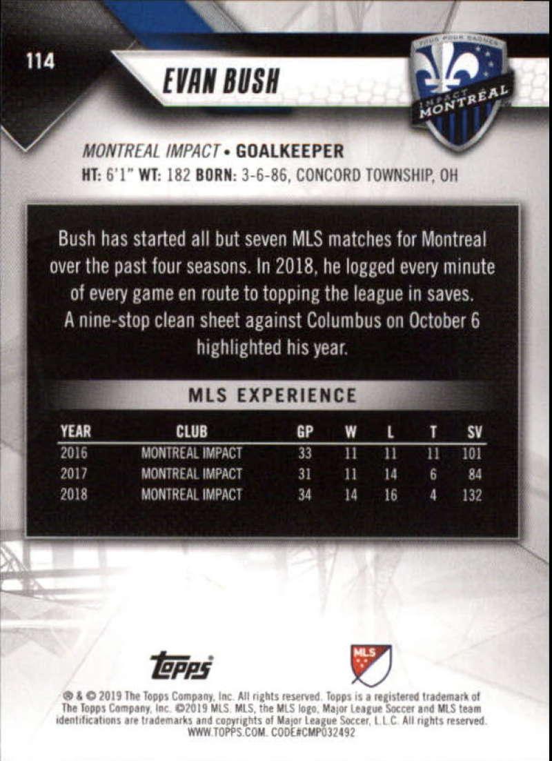 2019-Topps-MLS-Soccer-Pick-A-Card thumbnail 229