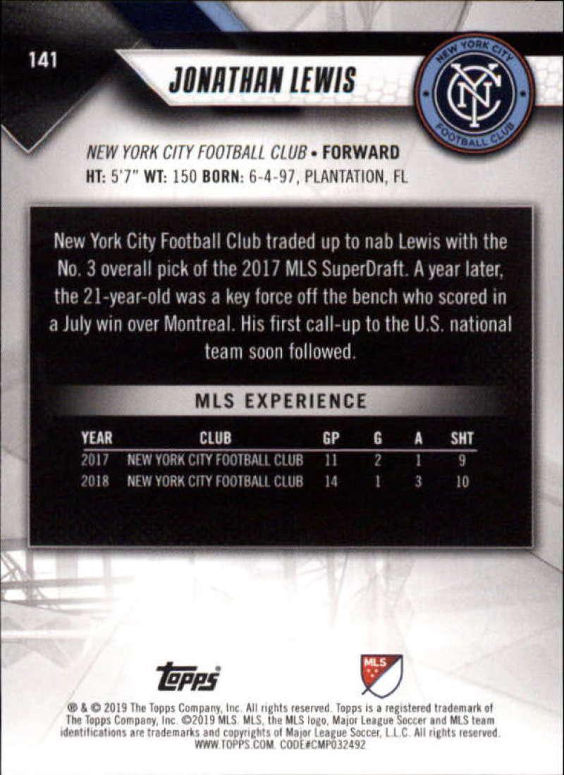 2019-Topps-MLS-Soccer-Pick-A-Card thumbnail 283