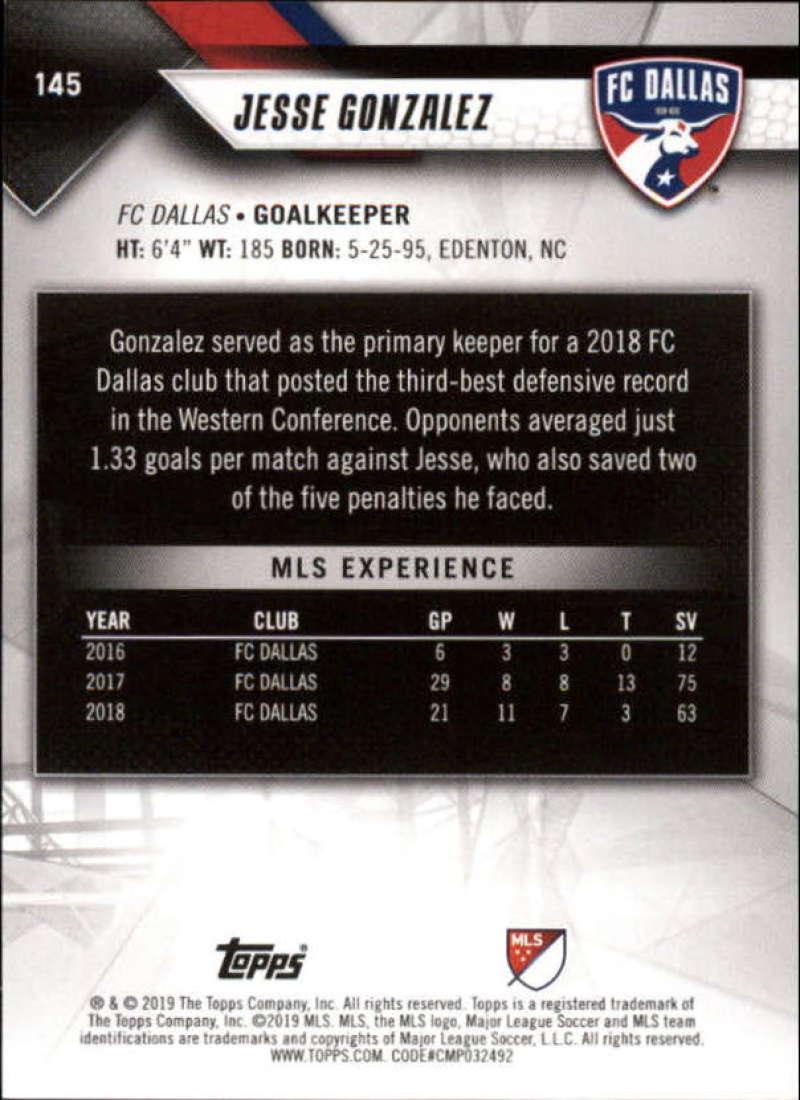 2019-Topps-MLS-Soccer-Pick-A-Card thumbnail 291