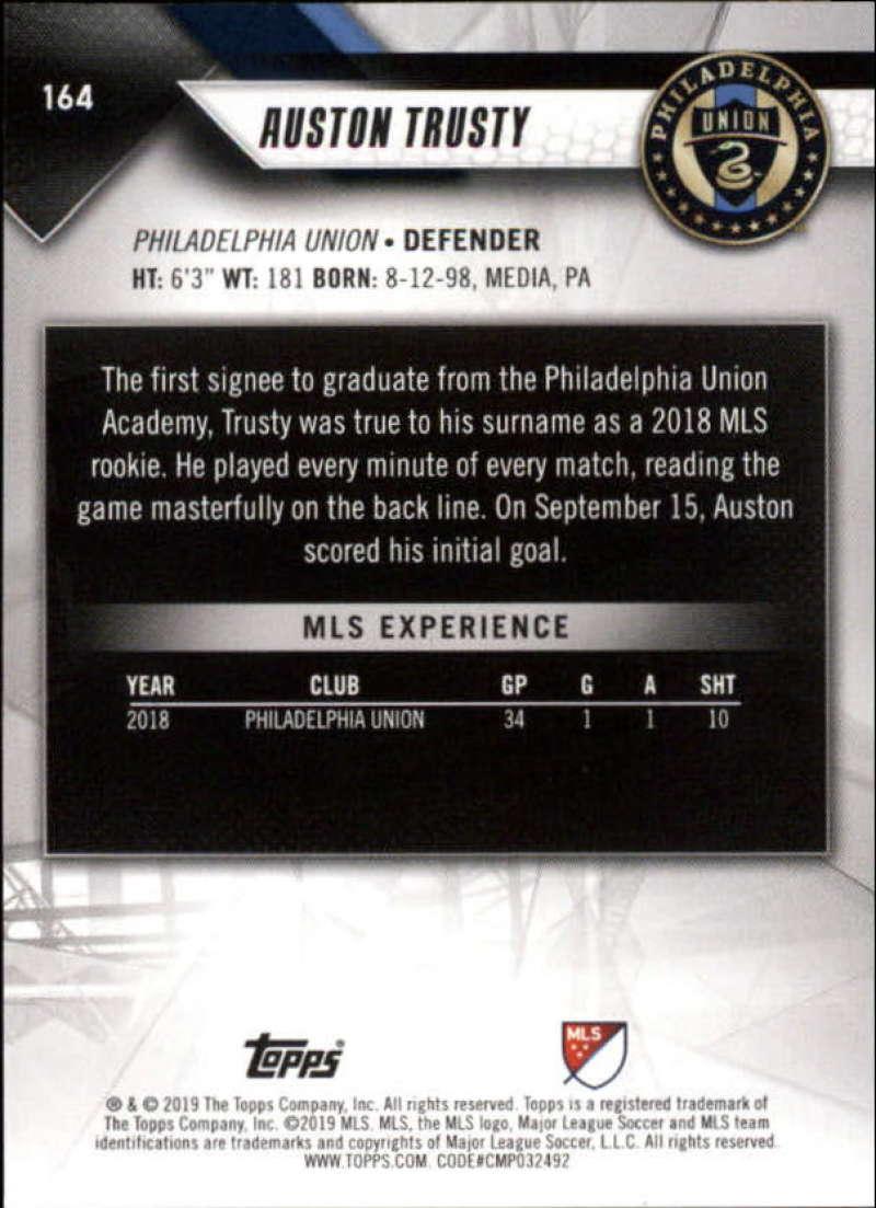 2019-Topps-MLS-Soccer-Pick-A-Card thumbnail 329