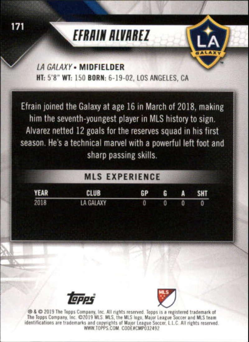 2019-Topps-MLS-Soccer-Pick-A-Card thumbnail 343