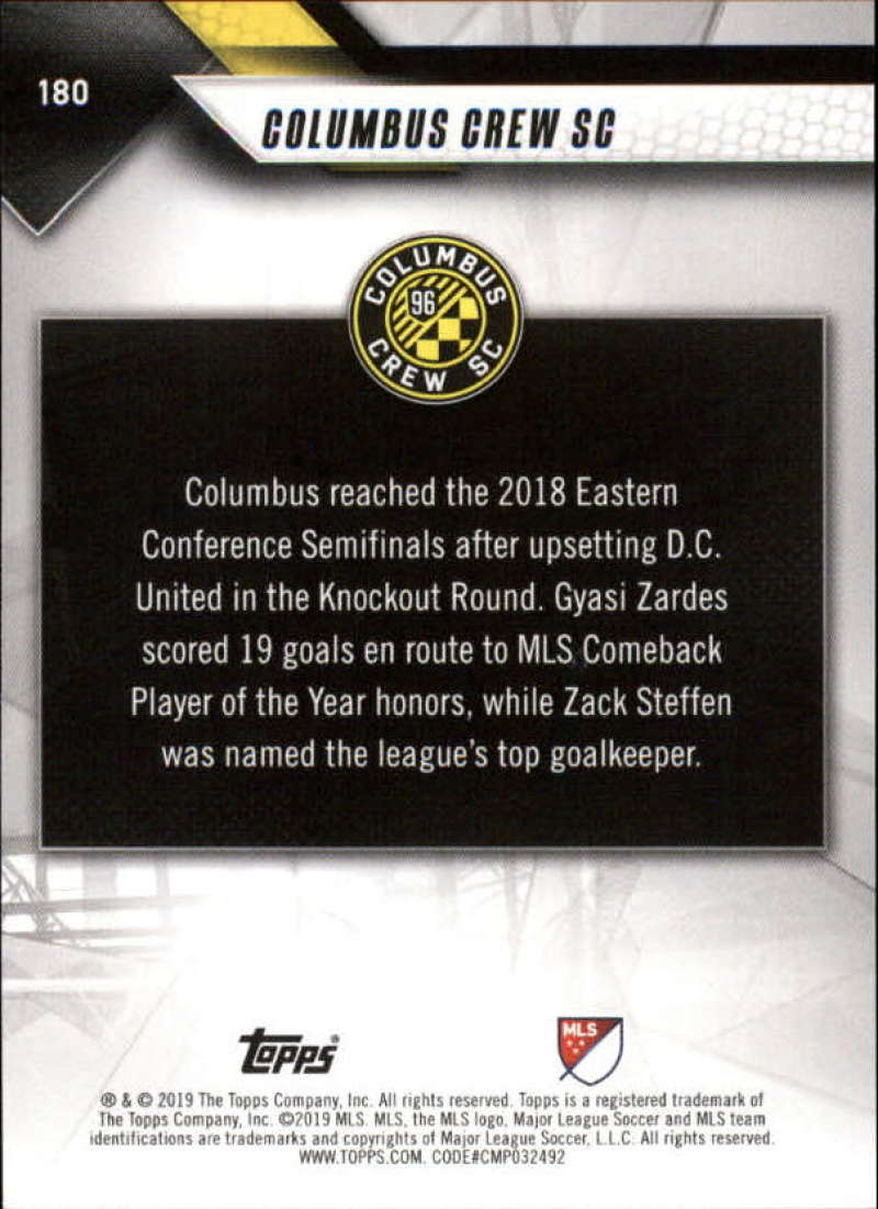 2019-Topps-MLS-Soccer-Base-Set-Cards-Choose-From-Card-039-s-1-200 thumbnail 361