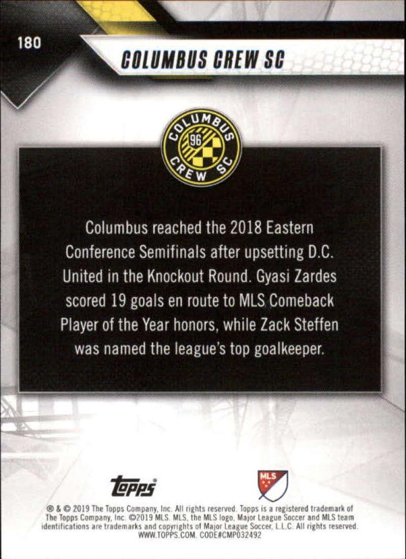 2019-Topps-MLS-Soccer-Pick-A-Card thumbnail 361