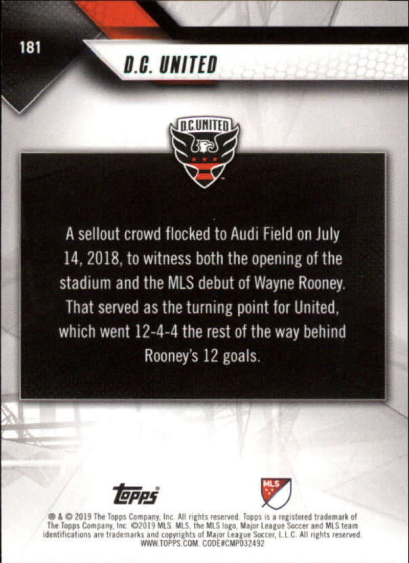 2019-Topps-MLS-Soccer-Base-Set-Cards-Choose-From-Card-039-s-1-200 thumbnail 363
