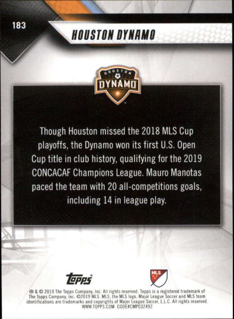 2019-Topps-MLS-Soccer-Base-Set-Cards-Choose-From-Card-039-s-1-200 thumbnail 367